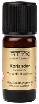 Ефірна олія Styx Naturkosmetic Коріандр 10 мл (9004432005511)