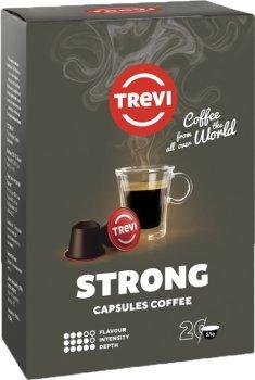 Кава в капсулах Trevi Strong Nespresso 5.5 г х 20 шт. (4820140051955)