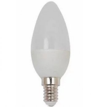 Лампа Lemanso св-ва 3W C37 E14 250LM 4000K 220-240V / LM3016