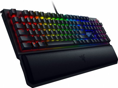 Клавиатура проводная Razer BlackWidow Elite Yellow Switch USB RU (RZ03-02622700-R3M1/R3R1)