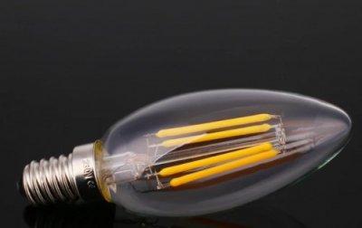 Лампа Lemanso св-ва 4W C35 E14 COB 420LM 3000K 220V/ LM392