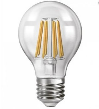 Лампа Lemanso св-ва 8W A60 E27 COB 800LM 4500K 220V/ LM718