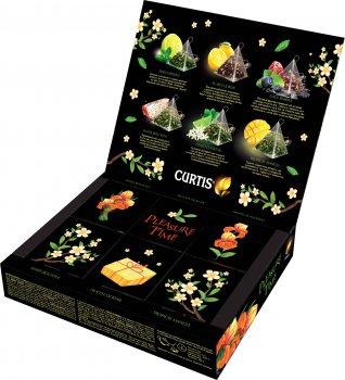 Набор чая Curtis ассорти Assorti Tea Collection Pleasure Time 30 пакетиков (4823063700689)