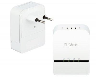 Комплект адаптеров PowerLine AV+ D-Link DHP-329AV