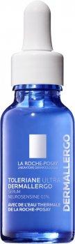 Дерматологическая сыворотка с нейросенсином La Roche-Posay Toleriane Ultra Dermallergo для гиперчувствительной и склонной к аллергии кожи лица 20 мл (3337875693820)
