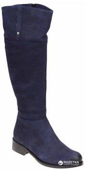 Сапоги Plezuro F80151-839 Синие