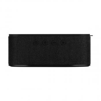 Акустика з бездротовою зарядкою MOMAX Q. ZONIC Wireless Charging Bluetooth Speaker Black (QS1D)