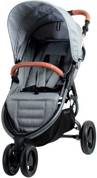 Прогулянкова коляска Valco Baby Snap 3 Trend Grey Marle (9810)
