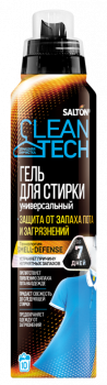 Гель SALTON CleanTECH для прання Захист від запаху і забруднень 500 мл (4640016743841)