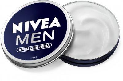 Крем для лица Nivea Men для мужской кожи с витамином Е 75 мл (4005800116445)