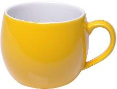 Кружка Fissman 320 мл Yellow (9398)
