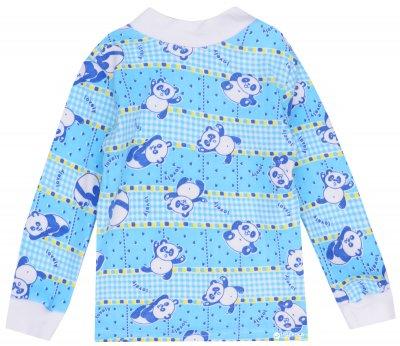 Гольф Sweet baby 012.496.1 Мишки/Lovely Голубой