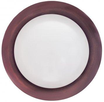 Світильник настінно-стельовий Brille BKL-592C/40W WW AC (23-121)