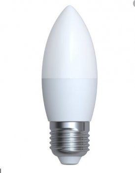Лампа Lemanso св-ва 8W С37 E27 960LM 6500K 175-265V / LM3050