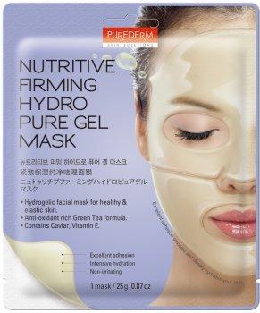 Маска гидрогелевая для лица укрепляющая Purederm Firming Hudro Pure Gel Mask 25 г (8809052586980)