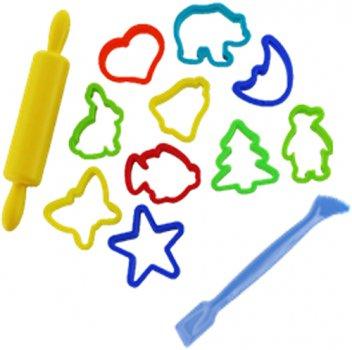 Набор для лепки Genio Kids Окружающий мир (LEP02) (4814723003813)