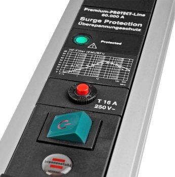 Сетевой фильтр Brennenstuhl Premium Protect-Line 4 розетки 3 м (1391000604)
