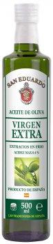 Оливковое масло San Eduardo Экстра Вирджин 0.5 л (5060235654312)