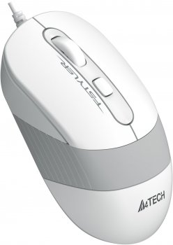 Мышь A4Tech FM10S USB White (4711421950237)