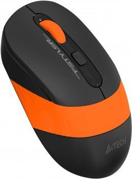 Миша A4Tech FG10S Wireless Orange (4711421949675)
