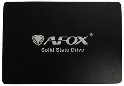 """AFOX 240GB 2.5"""" SATAIII QLC (AFSN2L3BN240G)"""