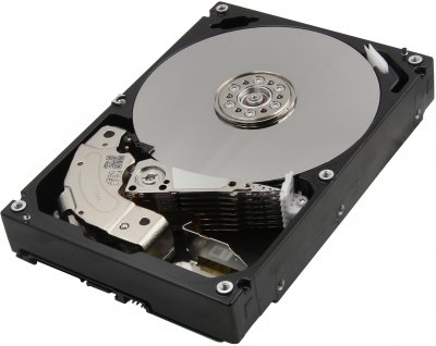 Жорсткий диск Toshiba Enterprise Capacity 10TB 7200rpm 256MB MG06ACA10TE 3.5 SATA III