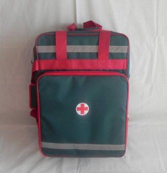 Медицинская универсальная сумка-рюкзак RVL