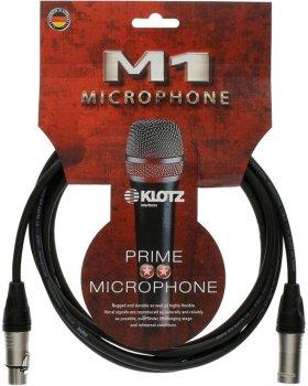 Мікрофонний кабель Klotz M1K1FM0300 3 м Black