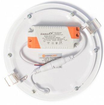 Світильник точковий Евросвет LED-R-170-12 12W 6400К (38837)