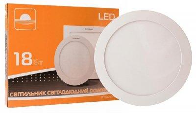 Світильник точковий Евросвет LED-R-225-18 18W 6400К (38838)