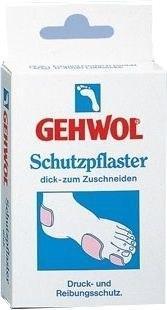 Пластырь-бокс Gehwol Schutzpflaster № 6 (12 видов) (31 52 037 01)