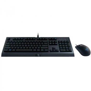 Комплект клавіатура + миша Razer Cynosa Lite + Abyssus Lite (RZ84-02740400-B3R1) Black USB