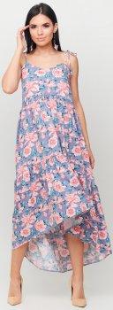 Плаття Karree Джита P18065719 Сіре