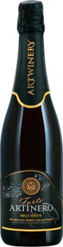Вино игристое Artinero белое брют 0.75 л 10-13.5% (4820176061805)
