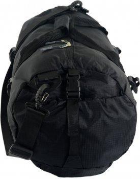 Дорожная сумка Traum Black (7072-30)