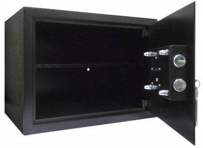 Сейф мебельный SteelNet SN-MC-26К-9005