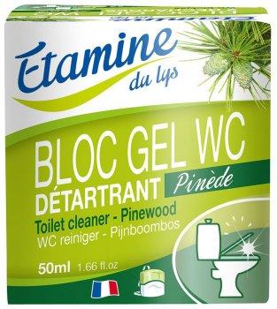 Гелевий блок для унітаза Etamine du Lys Сосновий гай 50 мл (3538394511101)
