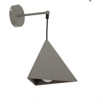 Настінний світильник бра Luminex Set Сірий (7417)