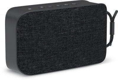 Акустическая система портативный Bluetooth-динамик TechniSat BLUSPEAKER TWS XL, Черный (0000/9119)