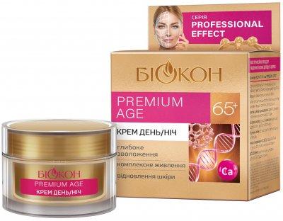 Дневной и ночной крем Биокон Professional Effect Premium Age 65+ 50 мл (4820160037366)