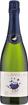 Вино игристое La Granja 360 Cava D.O.C. Brut белое брют 0.75 л 11.5% (8437003286797)