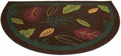 Придверний килимок IzziHome Oscar Y. Kahve Yapraklar 40x65 (2200000543806)