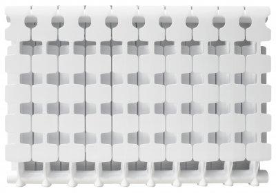 Радиатор алюминиевый NOVA FLORIDA LIBECCIO C2 500/100 (12 секций)
