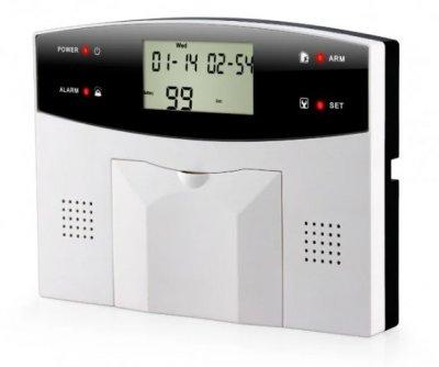 Полный комплект беспроводной GSM сигнализации Kerui PG500 / B2G / GSM30А (комплект 3 econom standart home)