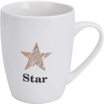 Чашка Excellent Houseware 320 мл (Q75900230_star)