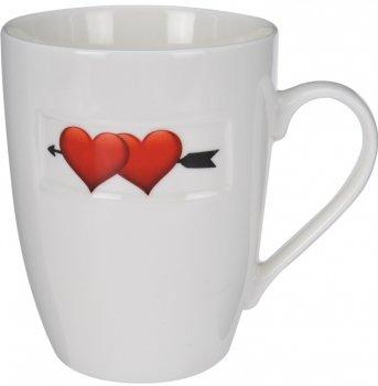 Чашка Excellent Houseware 350 мл (Q75900090_two_hearts)