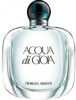 Парфюмированная вода для женщин Giorgio Armani Acqua Di Gioia 30 мл (3605521172648)