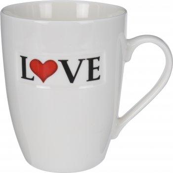 Чашка Excellent Houseware 350 мл (Q75900090_love)