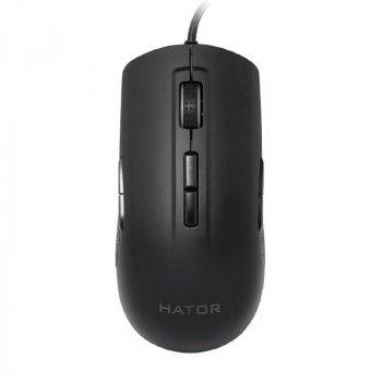 Мышь Hator Deigh V2 Black (HTM-210) USB