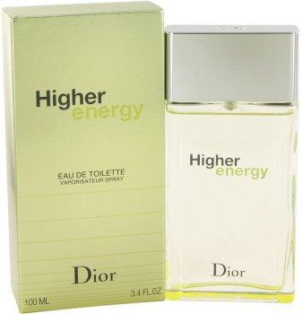 Туалетная вода для мужчин Dior Higher Energy 100 мл (3348900574656)